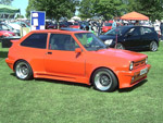 Ford Fiesta Mk1 Panique kit
