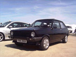 Phils Black Mk1 Xr2 at Ford Fair 2003
