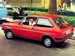 Mk1 Ford Fiesta lifestyle image