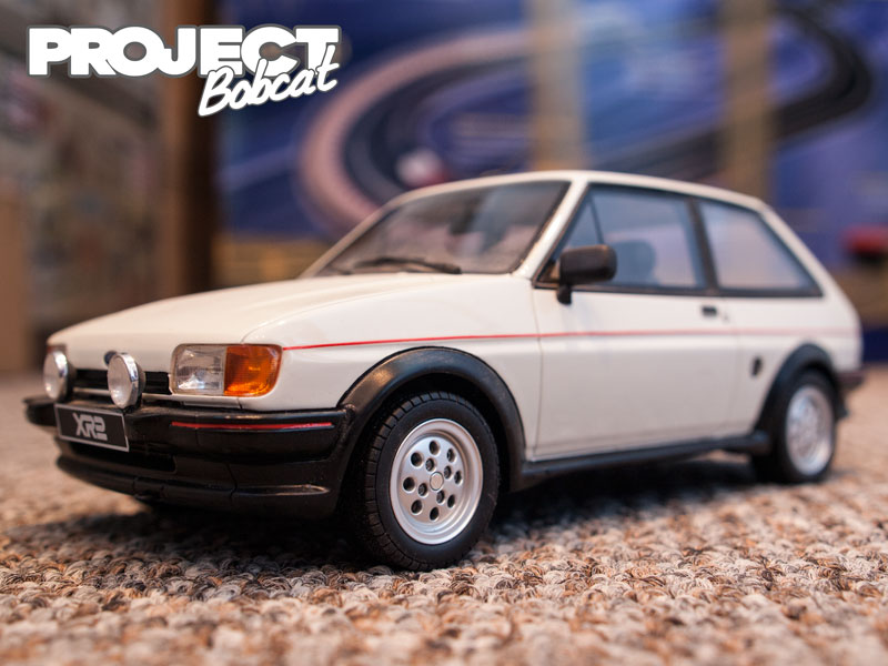 Diecast and Resin Scale Models of the Ford Fiesta ...