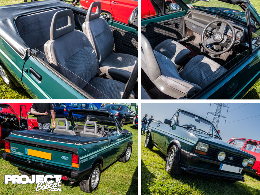 The Ford Fiesta Cabriolet Conversion History | Project Bobcat
