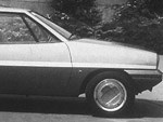 Ghia Wolf coupe side view