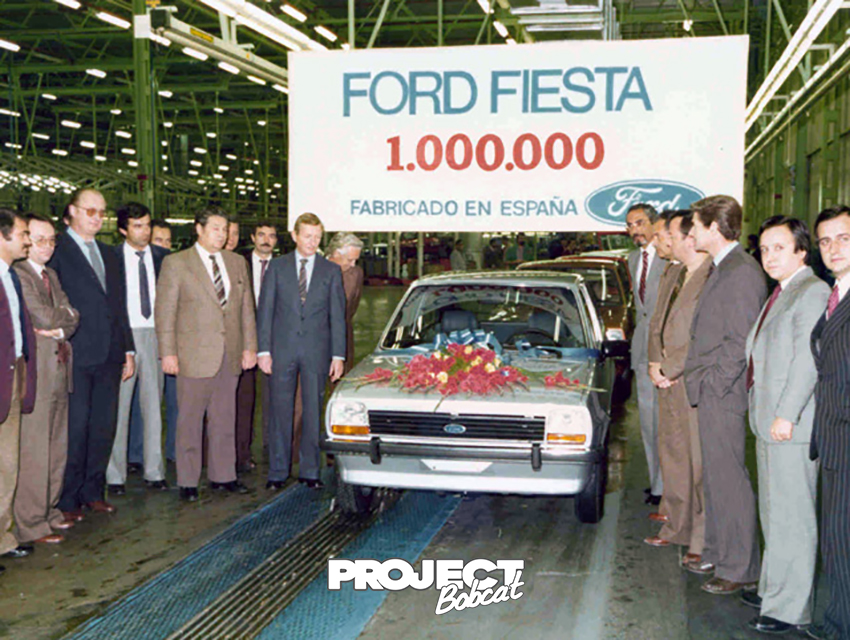 The One Millionth Spanish Fiesta