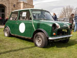 Classic Mini to be auctioned at Tennants of Leyburn