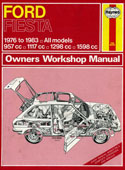 Mk1 Fiesta Owners Workshop Manual