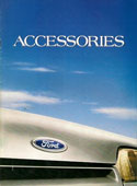 Ford Accessories 1985