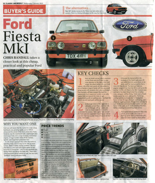 Classic Car Weekly 01