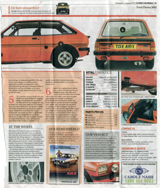 Classic Car Weekly 02