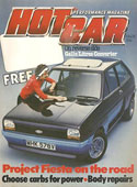 Hot Car May 1981