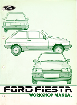 Mk2 Fiesta Ford Workshop Manual