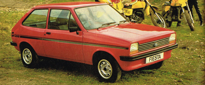 Image result for ford fiesta mk1