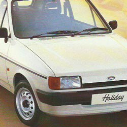 Ford Fiesta Holiday