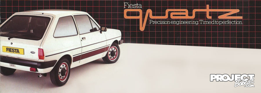Ford Fiesta Quartz