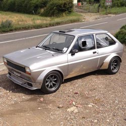 Mk1 Ford Fiesta RWD Cosworth Project