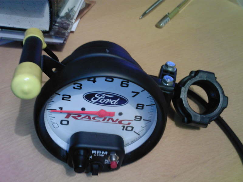 Ford Racing RPM Gauge