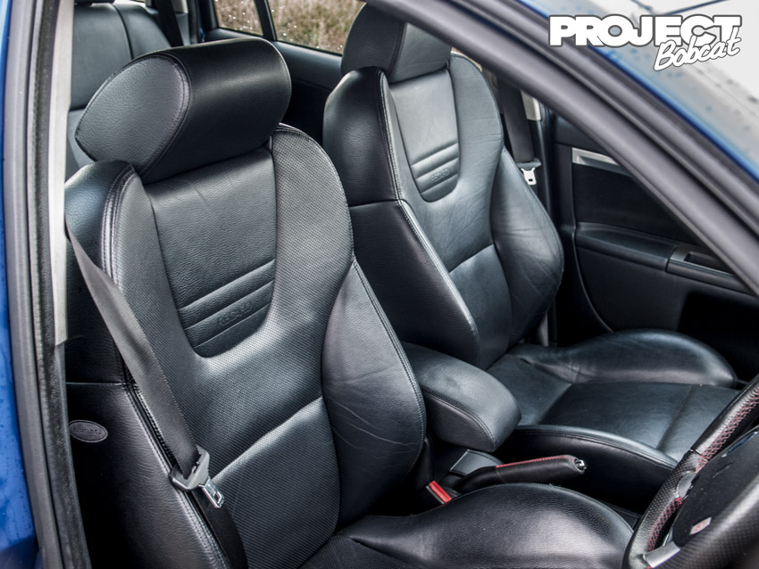 Recaro mondeo mk3 passionford ford focus escort rs for Interior ford mondeo