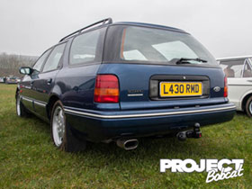 Ford Granada Scorpio Estate L430RMD