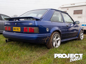 Ford Escort RS Turbo B18BGC