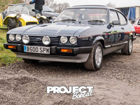 Ford Capri 2.8 Injection B500SPW
