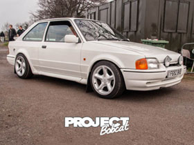 F692BKB Ford Escort S2 RS Turbo