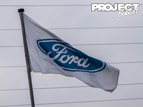 Ford Cars flag