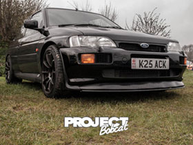 Ford Escort Cosworth K25ACK