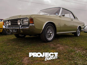 Ford Cortina TNC53J