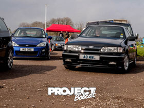 Granada Cosworth A8MWL and Focus RS M12ORS