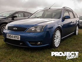 Ford Mondeo ST Estate EN54HYU
