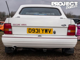 Ford Escort XR3i D931YMV