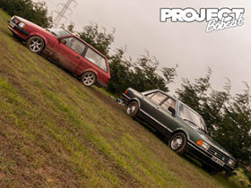 Mk3 Escort Combi and Cortina