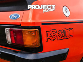 Ford RS2000 decal