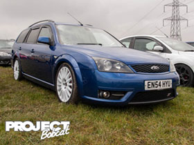 Mondeo ST Estate EN54HYU