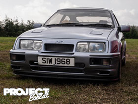 Ford Sierra Cosworth 3 door SIW968