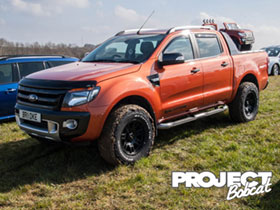Ford Wildtrack ranger 2016 B110KE