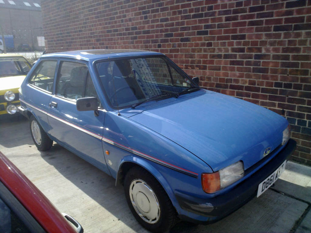 Ford fiesta press photos visitors cars and diecast models for Maritime motors used cars