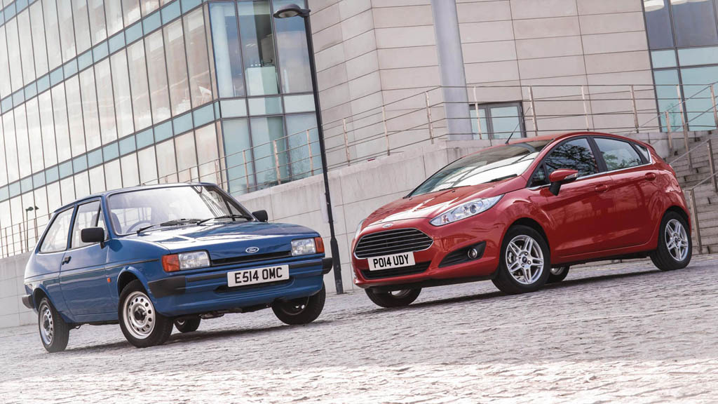 Ford Fiesta Popular Plus