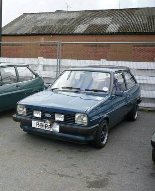 1982 Ford Fiesta Mk1 Popular Plus