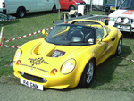 Pro alloy sponsored lotus elise R41GNK