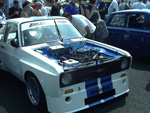 Zakspeed Mk2 Escort racing car