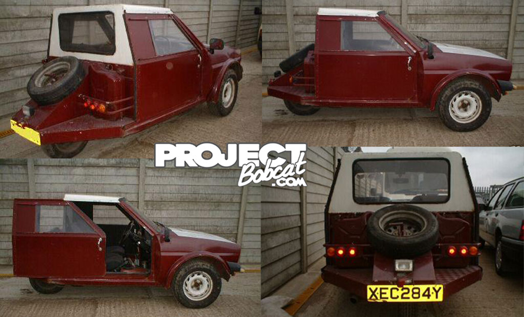 mk1 fiesta tricycle