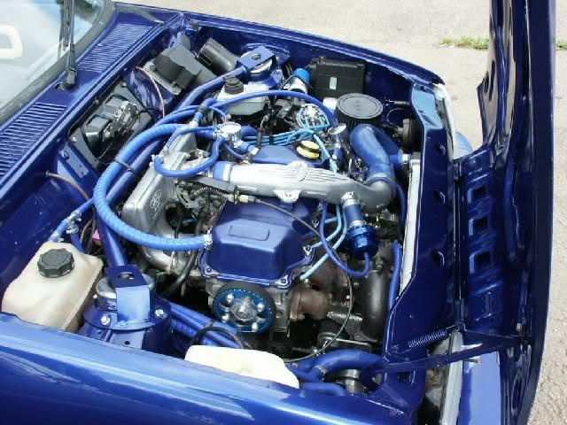 Heavy Duty Fan >> Project Bobcat - Trey's Fiesta XR2 Turbo | Project Bobcat