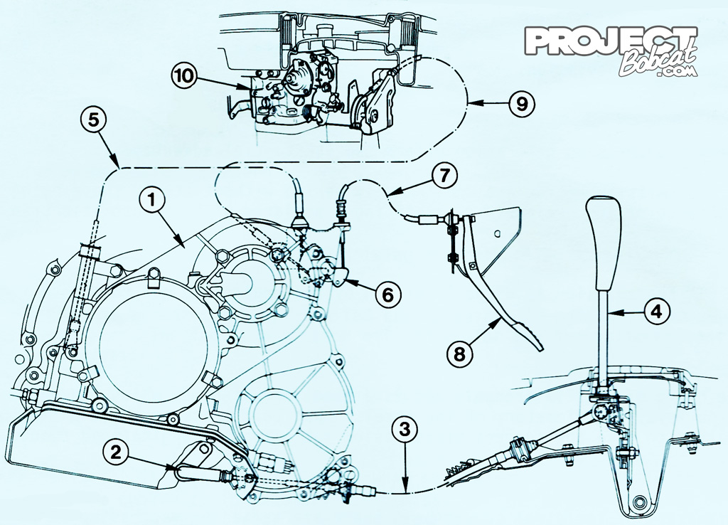 Ford ctx automatic transmission diagram