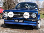Mk2 Escort with Cibie spot lights SEC583R