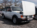 Diamond White Fiesta XR2 F60BKY