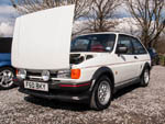 Ford Fiesta Mk2 XR2 at Tennants auctioneers
