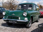 Ford Anglia greengrocers van 425FFU