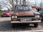 Base spec Mk1 Ford Escort PPT222M