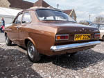 Brown Mk1 Ford Escort PPT222M