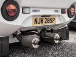 Lancia Stratos HF exhausts NJW285P
